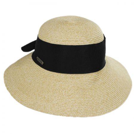 Tourist Toyo Straw Sun Hat