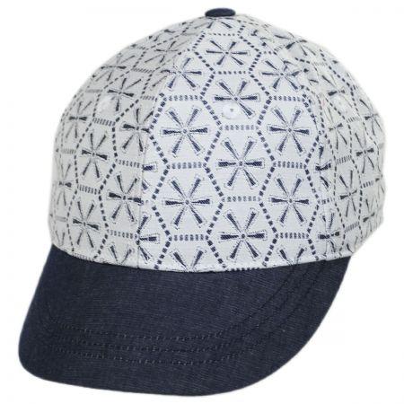 Betmar Lace Adjustable Baseball Cap