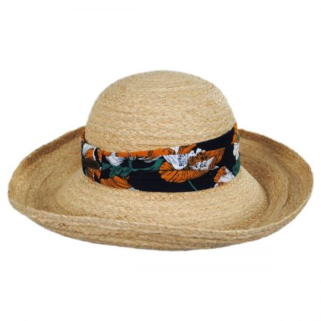 Yachting Raffia Straw Sun Hat alternate view 5