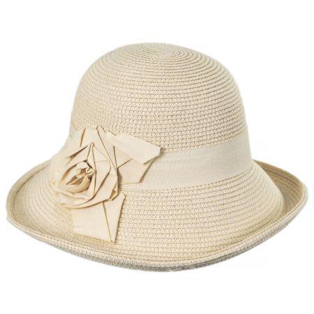 Rosa Toyo Straw Sun Hat alternate view 5