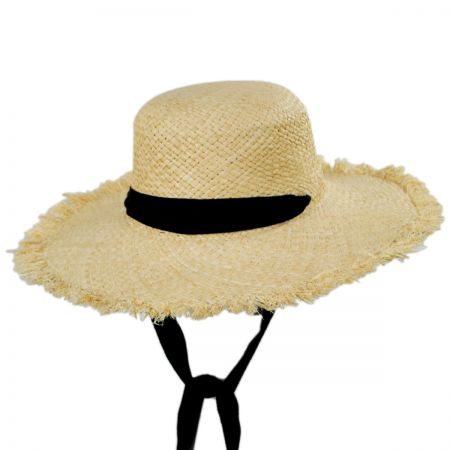 Bondi Raffia Straw Sun Hat alternate view 1