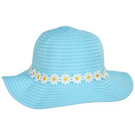 Jeanne Simmons Kids' Daisy Chain Sun Hat