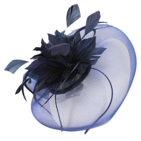 Jeanne Simmons Campana Fascinator Hat