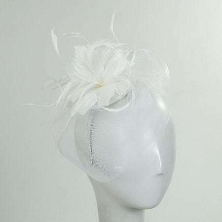 Jeanne Simmons Campana Fascinator Hat