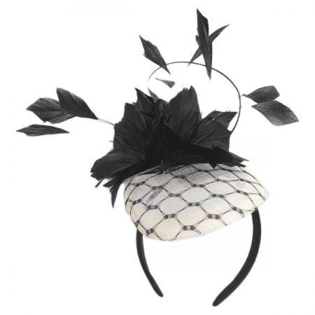 Jeanne Simmons Abeja Fascinator Hat