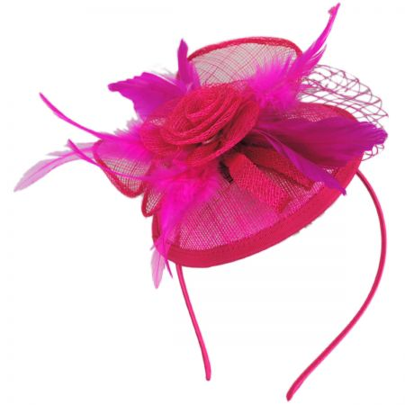Jeanne Simmons Mavis Fascinator Hat