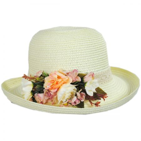 Marilla Toyo Straw Sun Hat alternate view 5