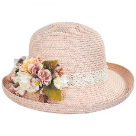 Marilla Toyo Straw Sun Hat alternate view 1