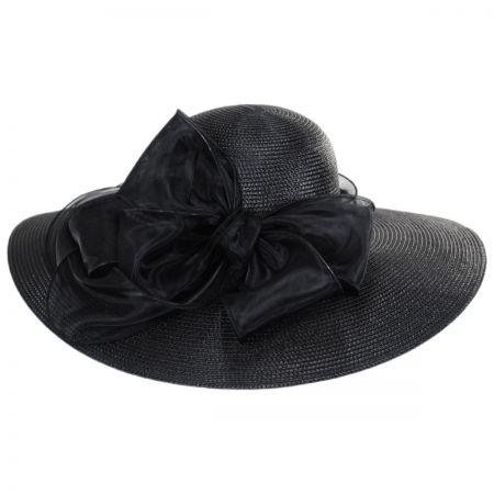 Kentucky Derby Bow Swinger Hat