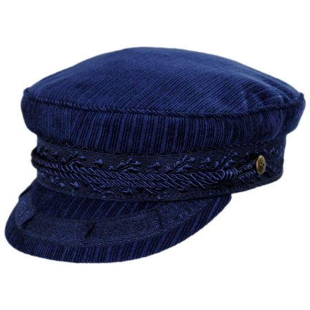 Albany Corduroy Fisherman's Cap alternate view 10