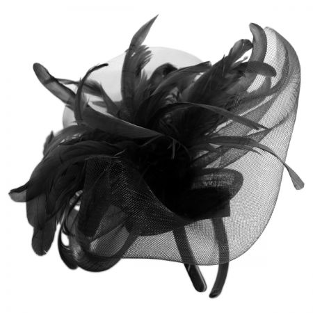 Something Special Ariel Feather Fascinator