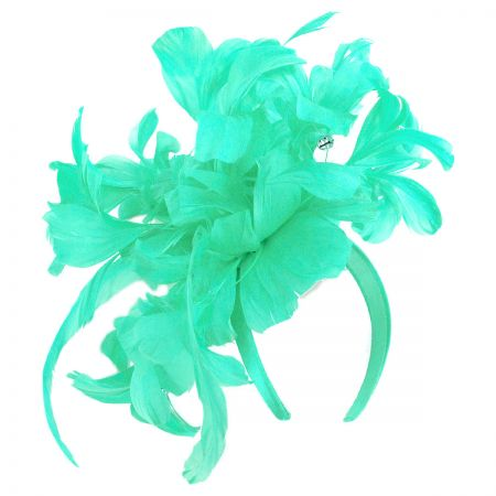 Something Special Araminta Feather Fascinator