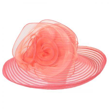 Kentucky Derby Georgina Lampshade Hat
