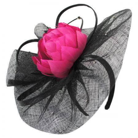 Kentucky Derby Priscilla Fascinator Hat