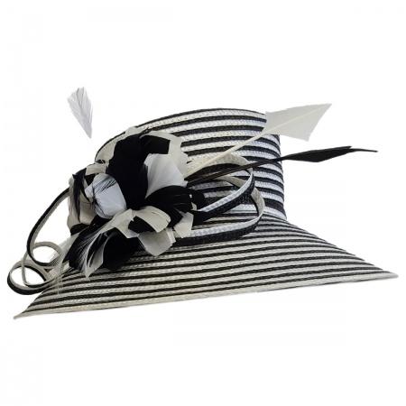 5e967b0e Swan Hat - Designer Women's Dress Hats at Village Hat Shop