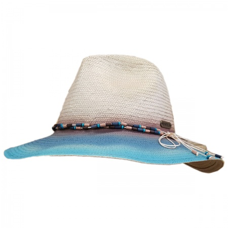 Rodeo Dip Dye Fedora Hat alternate view 1
