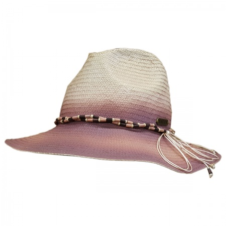 Rodeo Dip Dye Fedora Hat alternate view 2