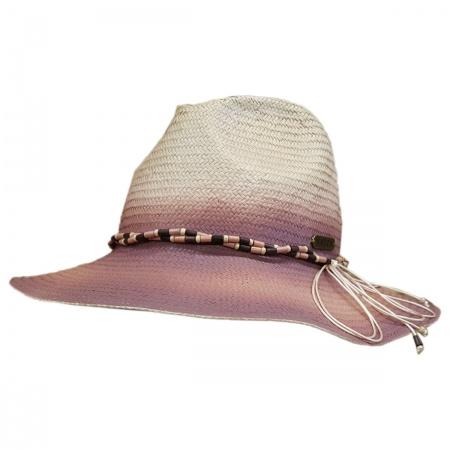 Hatch Hats Rodeo Dip Dye Fedora Hat