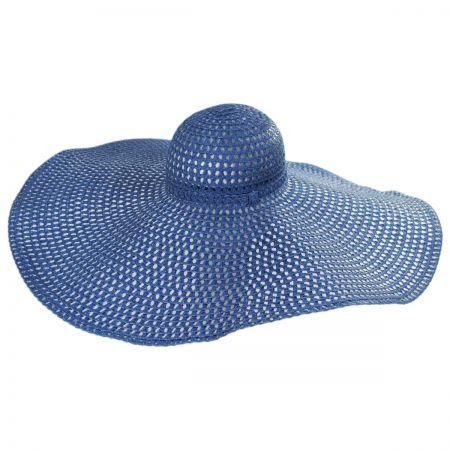 Shapeable 9.5 Inch Brim Swinger Hat alternate view 5