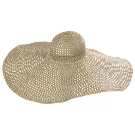 Shapeable 9.5 Inch Brim Swinger Hat alternate view 15