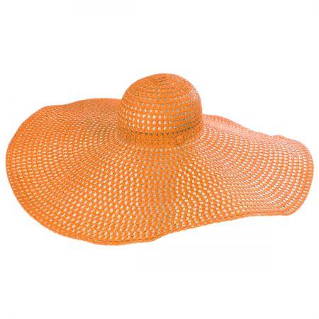 Shapeable 9.5 Inch Brim Swinger Hat alternate view 9