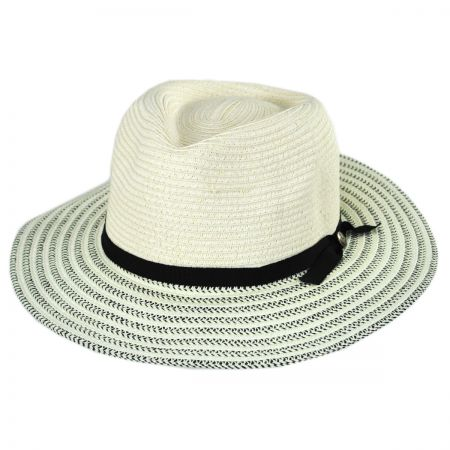 Goorin Bros Tamalina Toyo Straw Fedora Hat