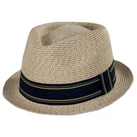 0f03d57855ffc Goorin Bros Park It Toyo Straw Blend Fedora Hat