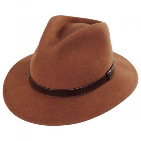 Messer Wool Felt Fedora Hat alternate view 45