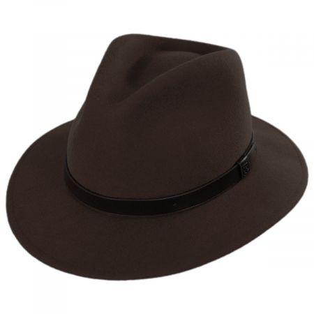 Messer Wool Felt Fedora Hat alternate view 33