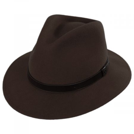 Messer Wool Felt Fedora Hat alternate view 49