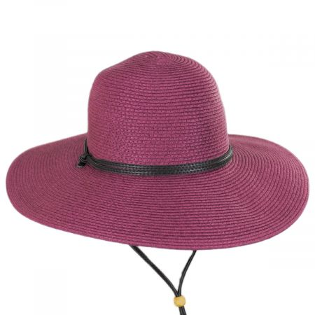 Adventure Packable Toyo Straw Sun Hat alternate view 6