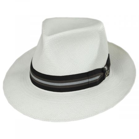 Milagro Panama Straw Fedora Hat alternate view 9