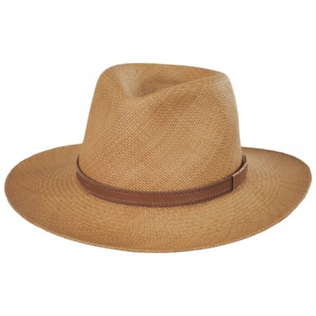 Vancouver Panama Straw Outback Hat alternate view 1
