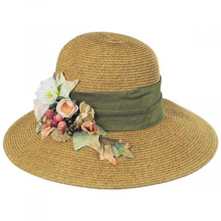 8da81f58b Rose Branch Toyo Straw Sun Hat