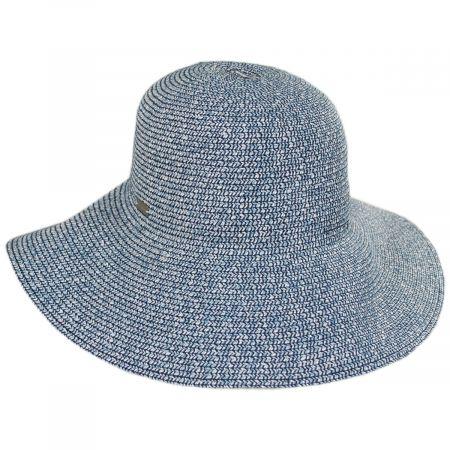 Gossamer Packable Straw Sun Hat alternate view 5