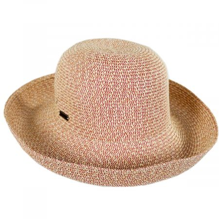 Classic Toyo Straw Roll Up Sun Hat alternate view 10