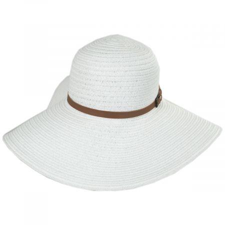 Ramona Braided Straw Swinger Hat alternate view 5
