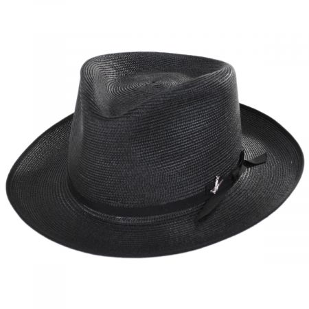 Stratoliner Milan Straw Fedora Hat alternate view 41