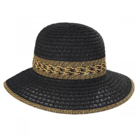 f30416d07bffae Black Cloche at Village Hat Shop