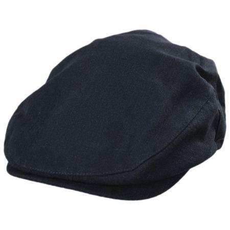Brixton Hats Hooligan Herringbone Cotton Ivy Cap