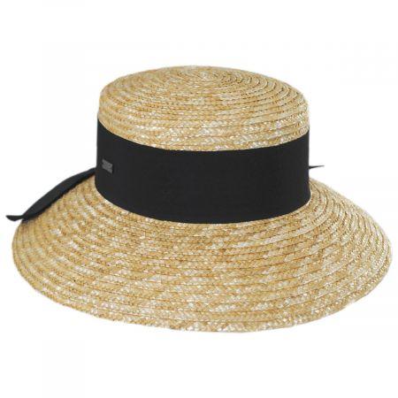 Riveria Milan Straw Downbrim Sun Hat alternate view 5