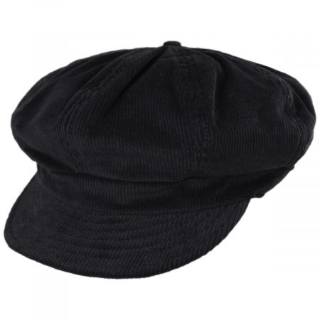 457fdbe80bae3 Brixton Hats Montreal Cotton Unstructured Baker Boy Cap