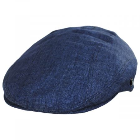 Chambray Linen Ivy Cap alternate view 5