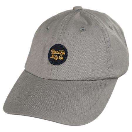 Wheeler LoPro Strapback Baseball Cap Dad Hat alternate view 8