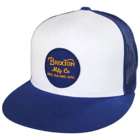 Wheeler Trucker Snapback Baseball Cap alternate view 3