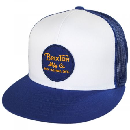 641b7cf97 Wheeler Trucker Snapback Baseball Cap