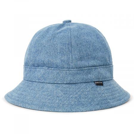 c412ca222cedd Brixton Hats Banks II Cotton Bucket Hat