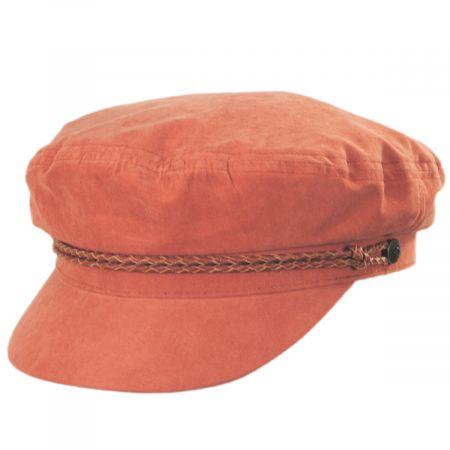 Brixton Hats Ashland Cotton Fiddler Cap