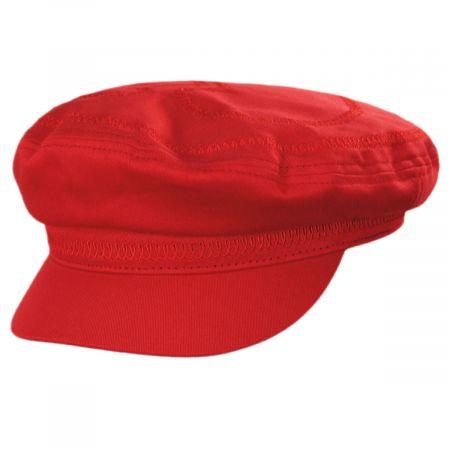 Brixton Hats Broken Heart Cotton Fiddler Cap