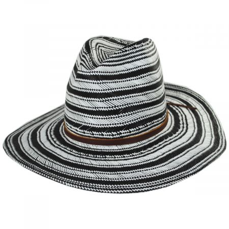 Farewell Toyo Straw Fedora Hat
